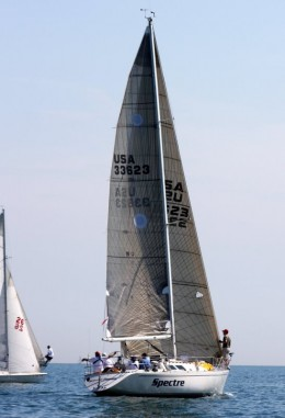 Grosse Pointe Club-Detroit Boat Club Regatta 6-21-08 deedsphotos