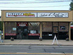 Salon Arel in East Meadow, NY.