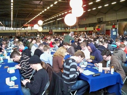 A magic Grand Prix tournament
