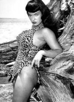 The Amazing Bettie Page