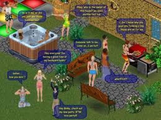 free virtual games