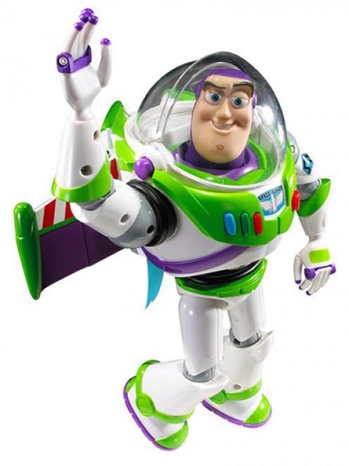 Buzz Lightyear Jetpack Toy