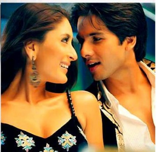 Creating Magic: Kareena and Shahid in their 2007 blockbuster 'Jab We Met'