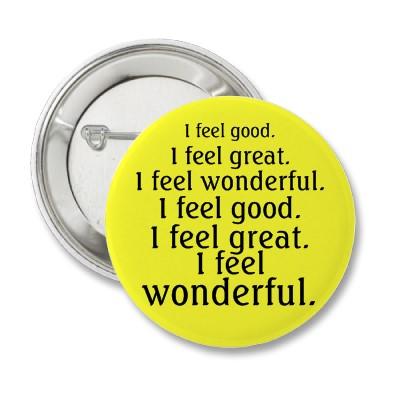 Feel wonderful