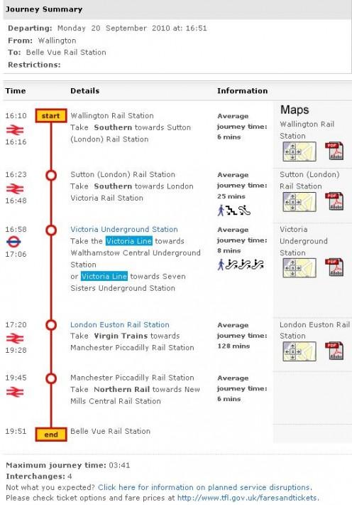travel information your journeyaspx