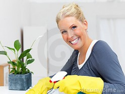 Home cleaning solutions - with more uses of distilled white vinegar, lemons, baking soda