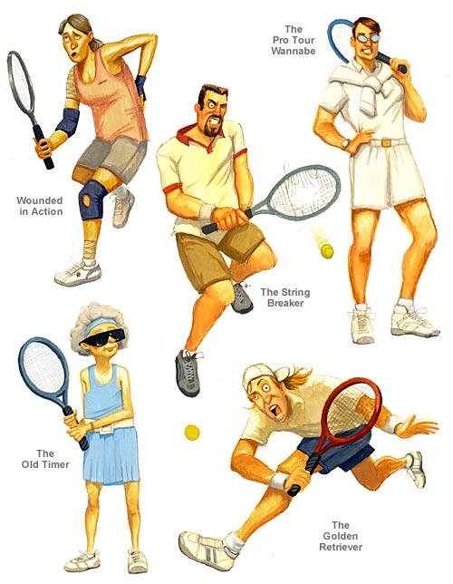 Mental Tennis Strategies