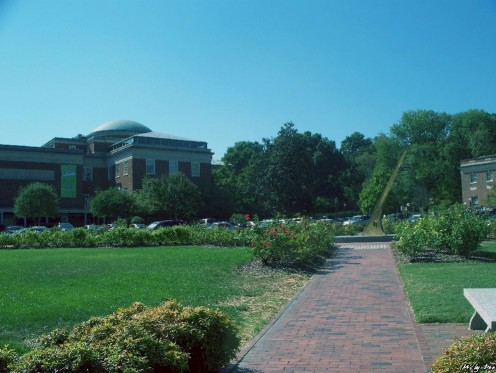 The Morehead Planetarium and Science Center, one of the largest planetariums in the United States, fills thousands of visitors with knowledge and wonder each year.