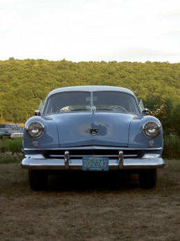 I know it's not a DeSoto, but it sort of looked like this.