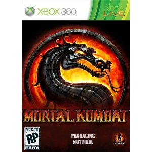 Mortal Kombat Game Rebooted