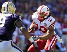 Nebraska took care of Washington 56-21 in week 3.
