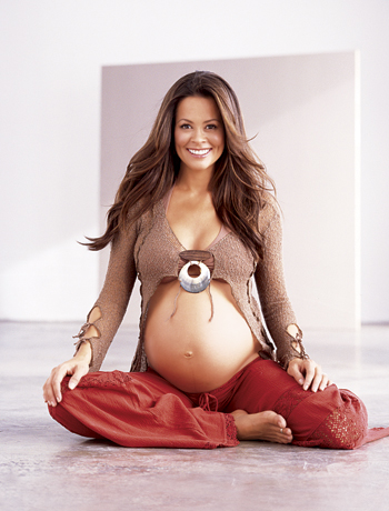 Pregnancy without extra weight
