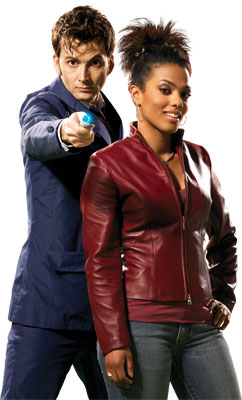 Doctor Who and Martha Jones