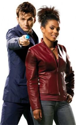 Doctor Who and Martha Jones