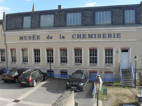 Muse de la Chemiserie et de la elegance Masculine: the side