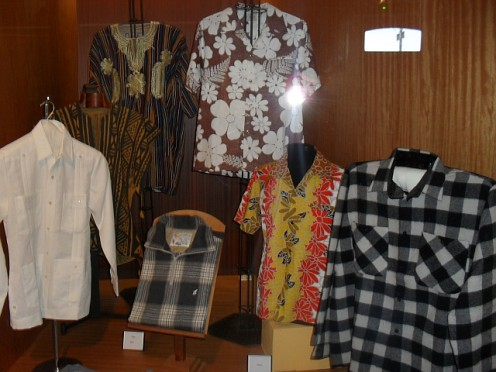 Shirts at the Shirt Museum