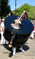 Obby Oss Procession - Padstow May Day