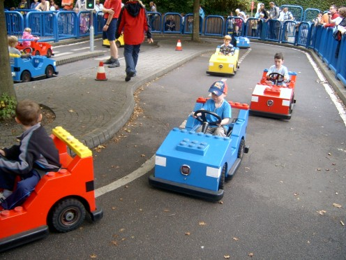 L-Drivers for aged 3-5