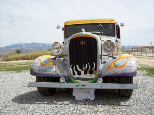 1935 Chevy Truck for Sale