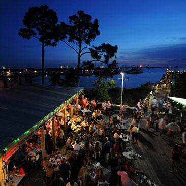 FESTIVE NIGHT LIFE, LIVELY ACTIVITIES, AND GOURMET RESTUARANTS THAT WILL CATER TO YOUR EVERY NEED ARE JUST A FEW OF THE AMENITIES OFFERED TO GUESTS BY SAND DESTIN'S BAYTOWN VILLAGE, WHICH IS WATERFRON, ONLY ADDING TO THE EXPERIENCE!
