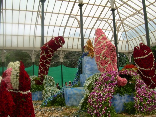 Lalbagh flowershow