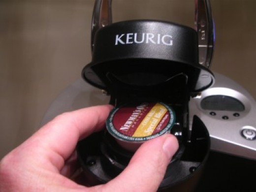 Green Mountain Coffee - K-Cups