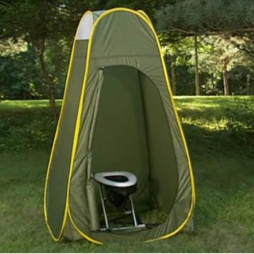 Privacy Pop Up Portable Tent - Green