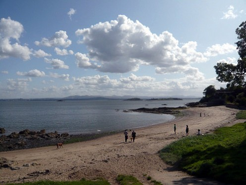 Aberdour Beach by flickrtickr2009, shared on Flickr under Creative Commons licence.
