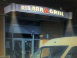 The Rib-bar and Grill in the Bronx