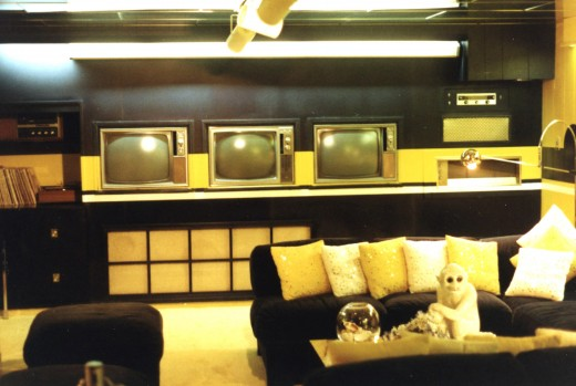 T.V. Room