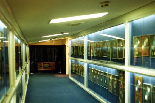Record Hallway