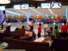SM Mall of Asia Bowling Lanes