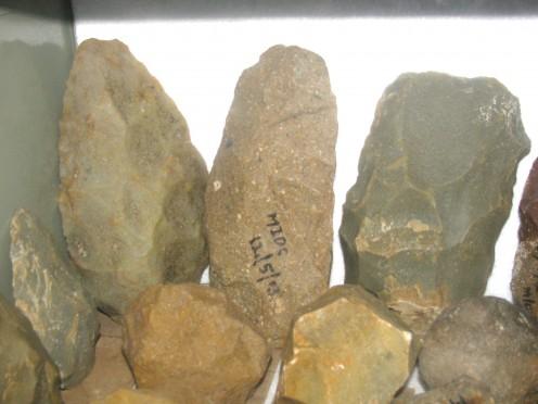 palaeolithic tools