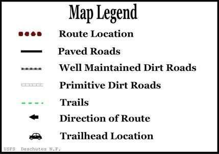 Map legend