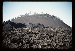 Public domain photo - Lava Butte