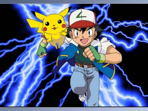 Coloring Pages Online on Pokemon Pikachu Coloring Pages