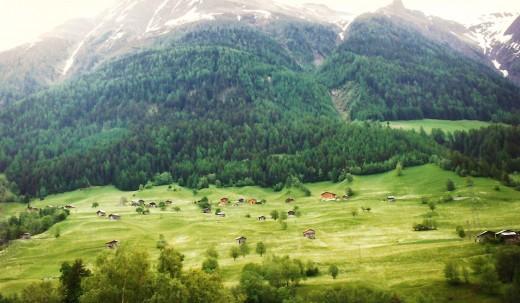Beautiful Switzerland