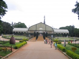 Lal Bagh Glass House