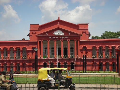 Attara Kacheri or high Court in Cubbon Park