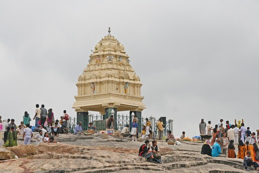 Kempegowda Tower,Lal Bagh