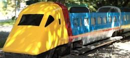 Lappa Valley Steam Railway, Newquay, Cornwall: Novelty Train Rides