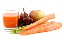 Mix Fruit and Veggie Juice menshealth.com