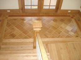 Hardwood Flooring samples