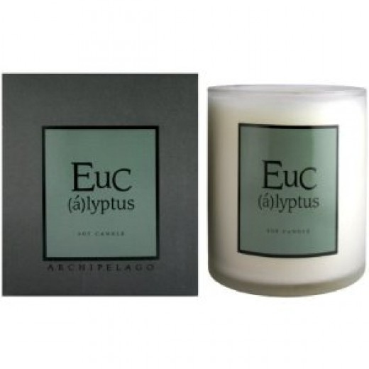 The Archipelago Botanicals AB Home Collection Candles burn for around 90 hours
