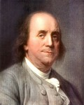 Benjamin Franklin - The 'First American'
