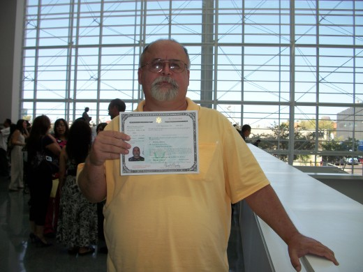 American Citizen in 2010.