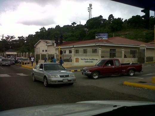 Northern Caribbean University.