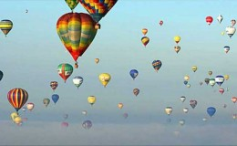 Lighter than air hot air balloons were the first way human beings took to the air in the modern era.