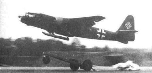 The Nazis were the first to fly a jet, even though the British were the first to invent it.