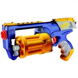 Nerf Maverick: You Can't Go To A Nerf War Without A Maverick!